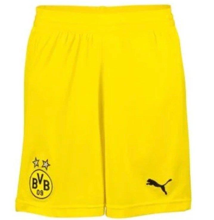 BVB Kinder Sale bei Sport-1a - z.B. Puma BVB Kinder Trikot Short 18/19 für 5€ inkl. Versand (statt 20€)
