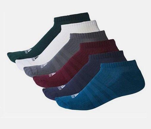 6er Pack adidas performance Sneakersocken (35-38) für 8,09€ inklusive Versand