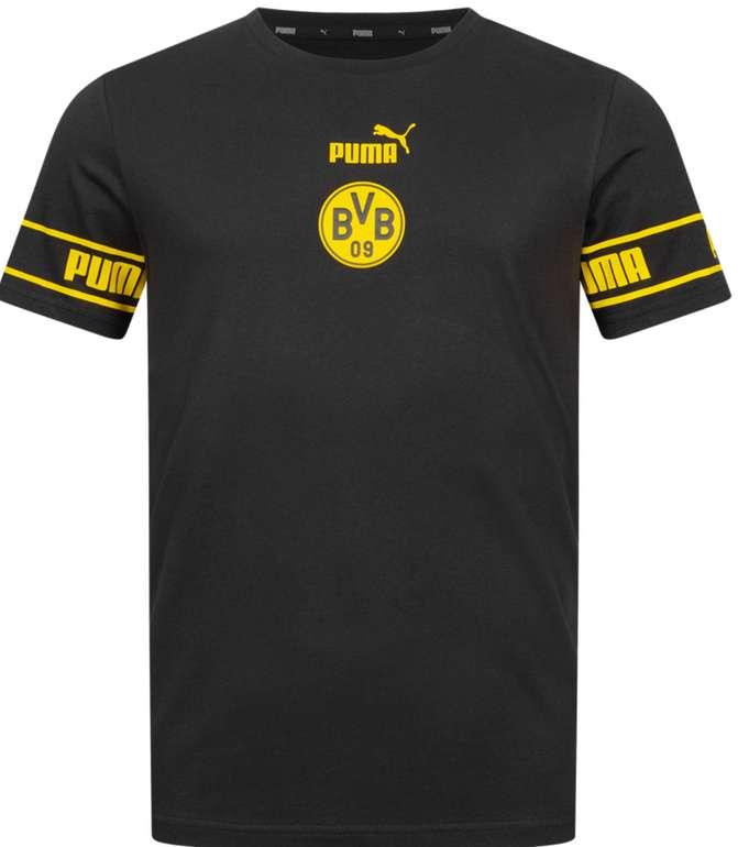 Puma Borussia Dortmund Culture Herren Fan T-Shirt für 16,94€ inkl. Versand (statt 25€)