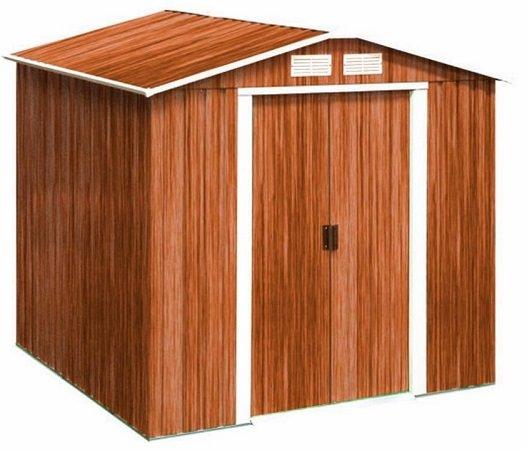 Tepro Riverton 7214 Gartenhaus (201 x 182 cm) für 388€ inkl. VSK