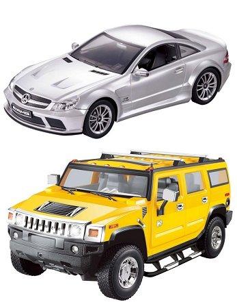 Cartronic 42249 RC BMW Z4, Mercedes SL 80 oder RC Hummer H2 ab 19,99€ zzgl. VSK