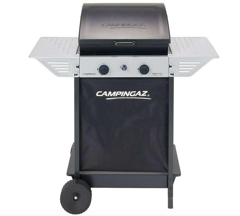 Campingaz Xpert 100 L Plus Gasgrill mit 2 Stahlbrennern, Deckel und Thermometer für 99,90€ (statt 139€)