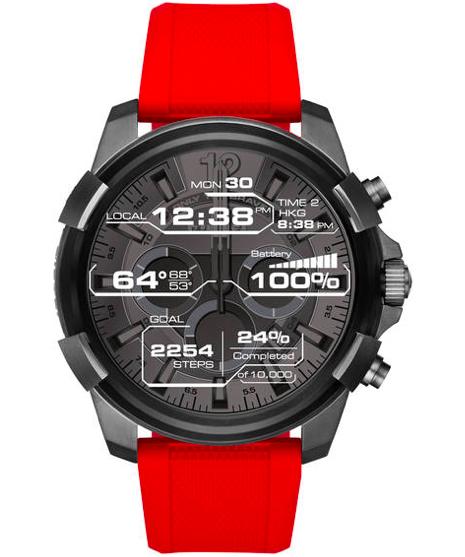Diesel ON DZT2006 Smartwatch für 167,99€ inkl. Versand (statt 247€)