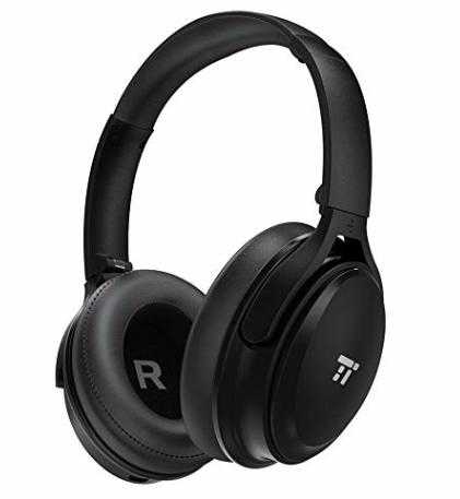 TaoTronics Over Ear Bluetooth Kopfhörer mit Noise Cancelling für 39,99€