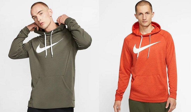 Nike Dri-FIT Herren Trainings-Hoodie