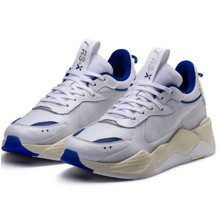 Puma Sneaker in blau / weiß für 31,45€ inkl. Versand (statt 60€)