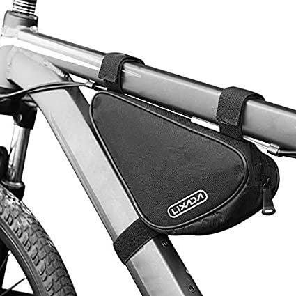 Lixada Dreieckige Fahrradtasche, 1,5 Liter für 6,99€ inkl. Prime-Versand (statt 16€)