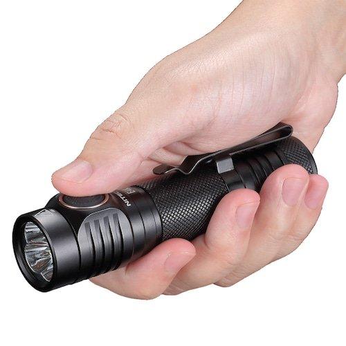 Nitecore E4K LED Taschenlampe mit 4.400 Lumen für 56,57€ inkl. Versand (statt 97€)