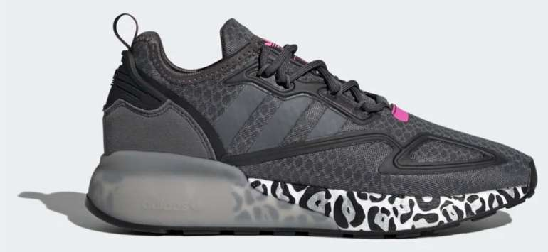 Adidas Leopard Sale mit 15% bzw. 20% Rabatt - z.B. Adidas ZX 2K Boost Leo Sneaker für 112€ (statt 140€)