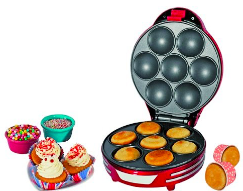 Ariete 188 Party Time Muffin-Maker in Rot für 19,99€ inkl. Versand (statt 28€)
