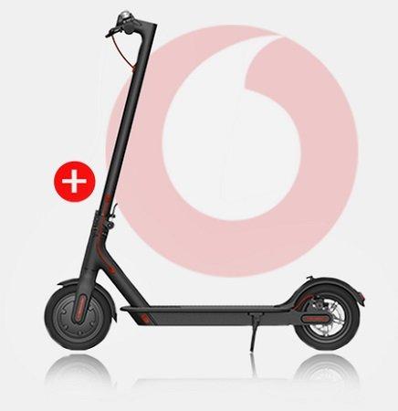 Vodafone Internet & Phone 500 inkl. Xiaomi E-Scooter M365 + 100€ für 34,99€ mtl