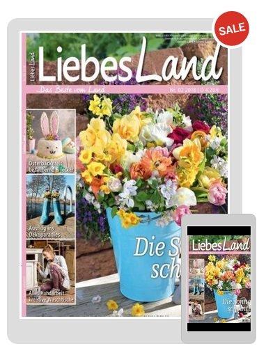 """ePaper """"Liebes Land"""" vom 2/2018 kostenlos bestellen"""