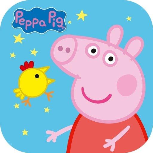 Peppa Pig: Happy Mrs. Chicken kostenlos für Android & iOS (statt 3,49€)
