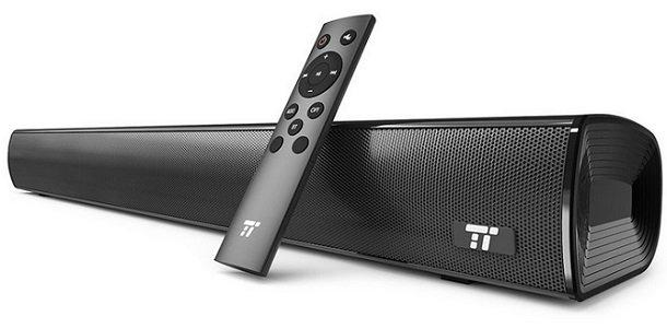 TaoTronics Soundbar mit 36W für 49,99€ inklusive Versand