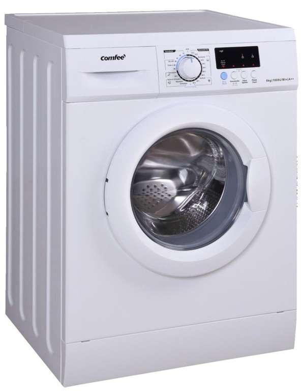 Comfee Waschvollautomat WM 6010A++ 6kg für 151,20€ (Filiallieferung Poco)