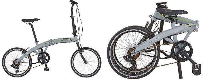 """Prophete Alu-City-Faltrad """"7.2 Geniesser"""" mit 20 Zoll für 249,99€ (statt 290€)"""