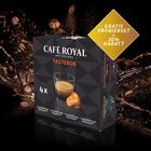 Gratis Café Royal Probierset - 4 Kapseln (passend Nespresso Systeme)