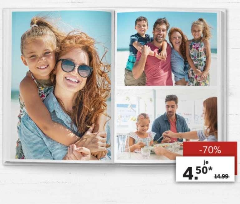 LIDL Fotos: 24-seitiges A4 Hardcover Fotobuch für 9,49€ inkl. Versand (statt 20€)