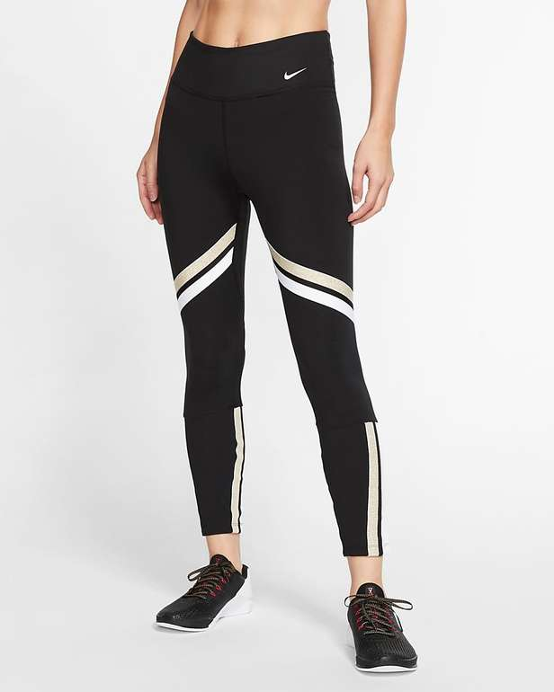 Nike One Icon Clash 7/8-Tights für 27,63€ inkl. Versand (statt 36€) - Nike Membership