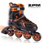 2pm Sports Torinx Orange Black Inline Skates für 19,99€ (statt 39,99€)