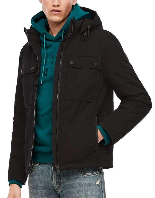 """s.Oliver """"Q/S designed by 4S"""" Winterjacke in schwarz oder dunkelblau für 69,99€inkl. Versand (statt 100€)"""