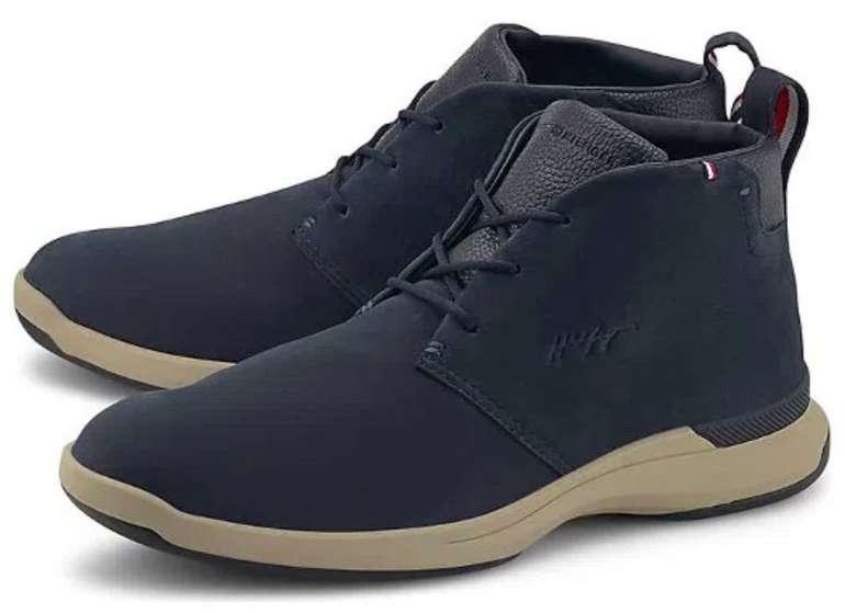 """Tommy Hilfiger Schnür-Boots """"Classic Hybrid"""" in blau für 82,82€ inkl. Versand (statt 150€)"""