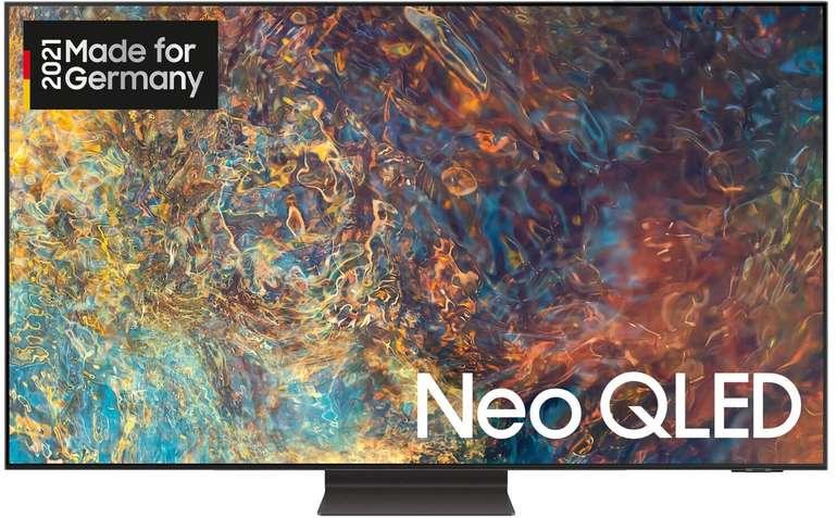 """Samsung GQ65QN95A - Neo QLED TV (65 """", 4K, Tizen, 100Hz) für 1.808,15€ inkl. Versand + 275€ Coupon! (statt 2.159€) - Media Markt Club!"""