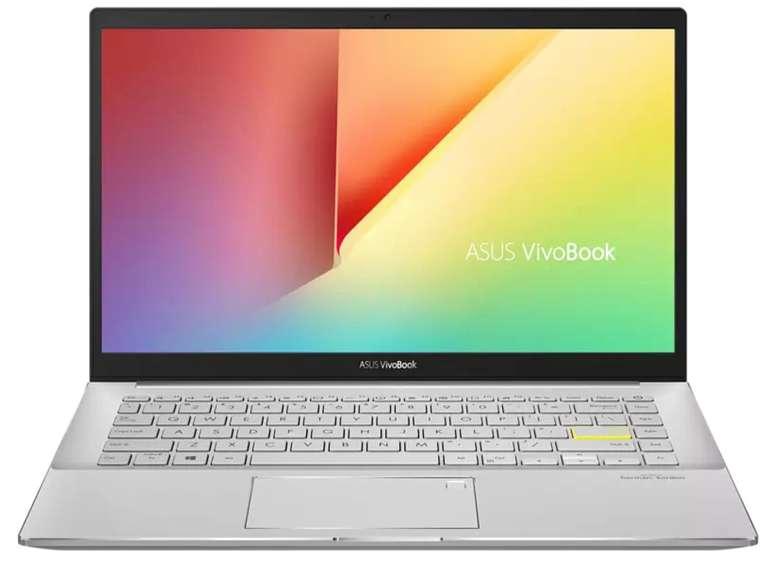 """Asus VivoBook S14 (S433FL-EB026T) - 14"""" (i7-10510U, 8GB RAM, 512GB SSD, 32GB SSD) für 778,87€"""