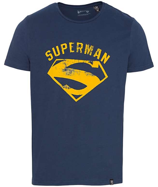 SportSpar: Gozoo Sale mit bis zu 77% Rabatt - z.B Gozoo x Superman Herren T-Shirt für 6,99€ zzgl. Versand