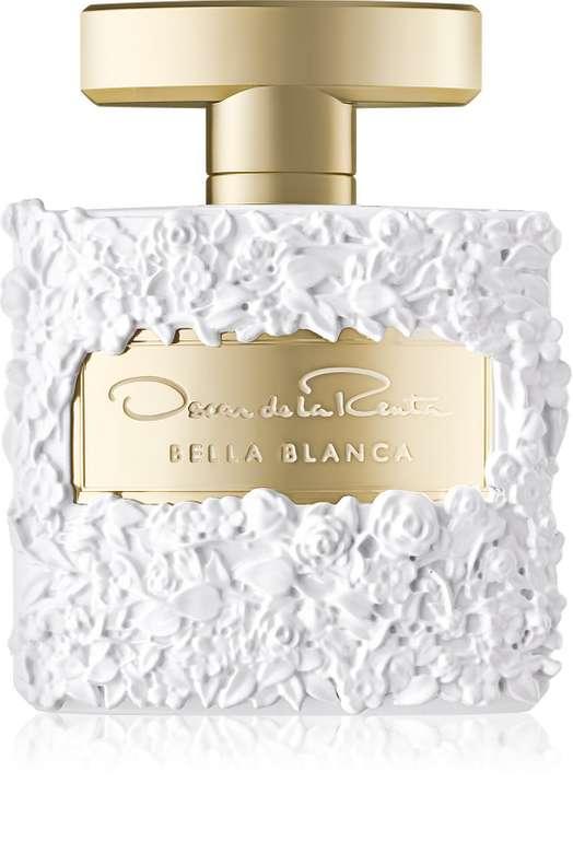 100ml Oscar de la Renta Bella Blanca Eau de Parfum für Damen je 40,45€ inkl. Versand (statt 54€)