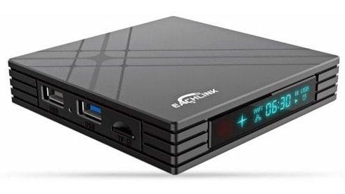 EACHLINK H6 Mini TV Box für 35,33€ inklusive Versand