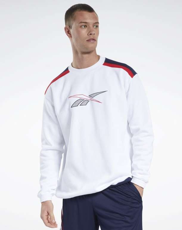 Reebok Classics Team Sports Crew Herren Sweatshirt für 38,47€ inkl. Versand (statt 46€)