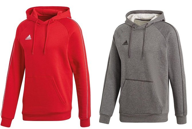 adidas Core 18 Hoodie in verschiedenen Farben je nur 18,95€ (statt 23,03€)
