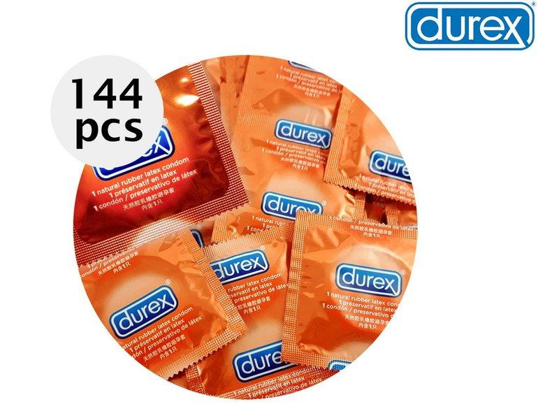 144x Durex Classic Natural Kondome für 35,85€ inklusive Versand