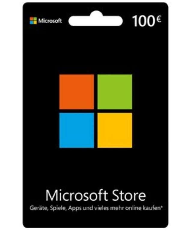 Preisfehler? 100€ Microsoft Windows Store Geschenkkarte POSA für 0,99€