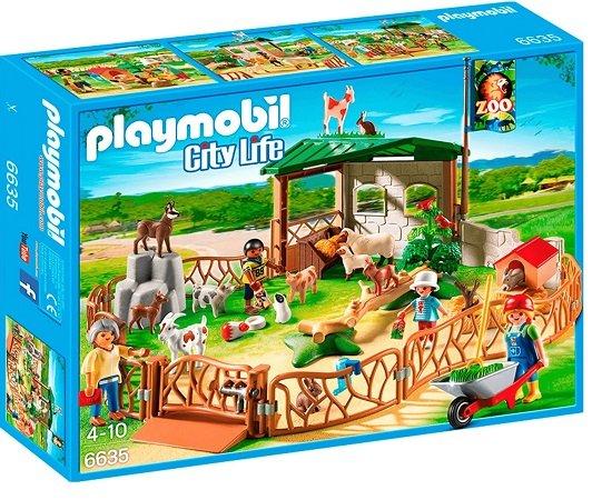 Playmobil City Life - Streichelzoo (6635) für 18,94€ inkl. VSK (statt 29,10€)