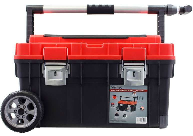 Vintec Mobiler Werkzeugkoffer (60 cm) für 29€ inkl. Versand (statt 35€)