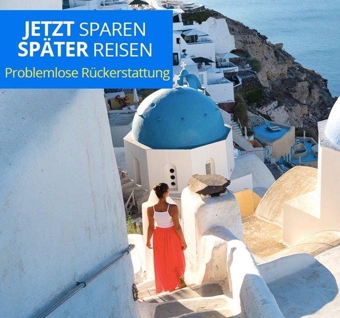 Santorini: Ab 1 Nacht im Edem Luxury Hotel in einer Suite inkl. Frühstück ab 139€ pro Nacht