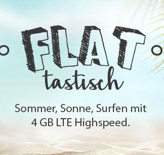 PremiumSIM: o2 Allnet-Flat mit 4GB LTE Datenvolumen für nur 9,99€ mtl.