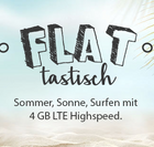 PremiumSIM: o2 Allnet-Flat mit 4GB LTE Datenvolumen für nur 7,99€ mtl.