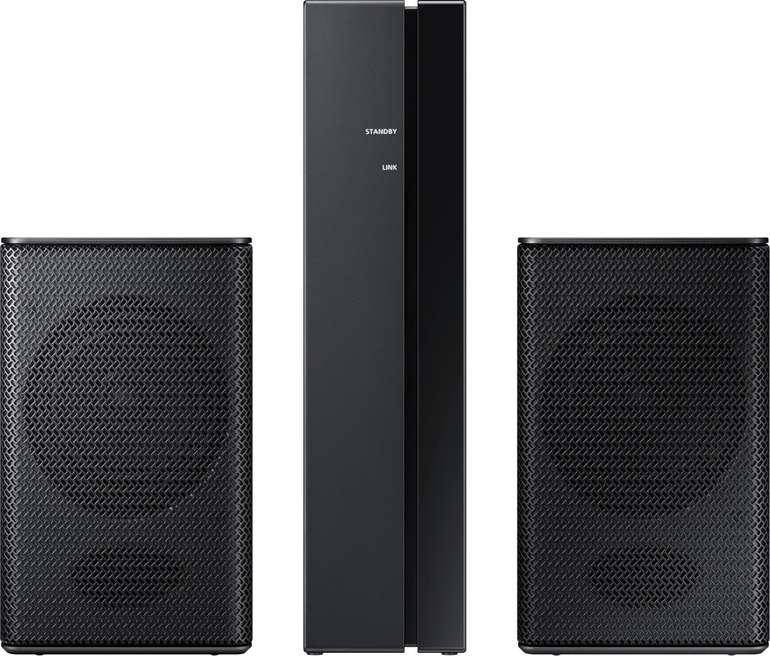 Samsung SWA-8500S -Wireless Rear Kit (2.0 Surround Lautsprecher) für 107,09€ inkl. Versand (statt 127€) - Media Markt Club!