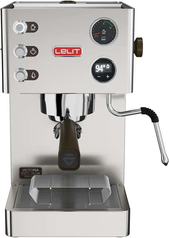 Lelit PL91T Victoria Siebträger Espressomaschine für 637,79€ inkl. Versand (statt 739€)