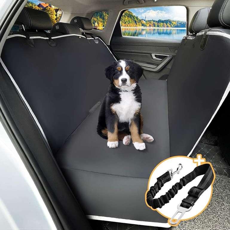 Toozey Rückbank Hundedecke inkl. Anschnallgurt für 13,83€ inkl. Prime Versand (statt 20€)