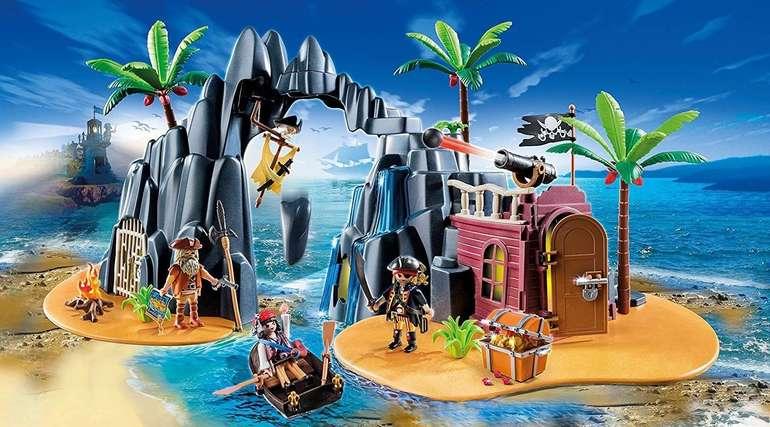 Banner Piraten Insel