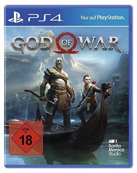 Saturn: kostenlose Lieferung auf fast alles, z.B. God of War (PS4) für 19,99€