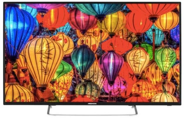 Medion S15005 – 50 Zoll Full HD TV mit Triple Tuner für 279,99€ (statt 349€)