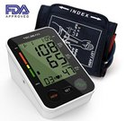 Tec.Bean Digitales Oberarm Blutdruck Messgerät mit Herzfrequenz-Erkennung 23,99€