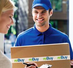Versandkostenfrei bei Rebuy bestellen (20€ Mindestbestellwert)