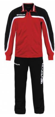 SportSpar Restgrößen-Sale mit bis -55% Extra - z.B. Givova Tuta Europa Full Zip Trainingsanzug für 7,20€ (statt 14€)