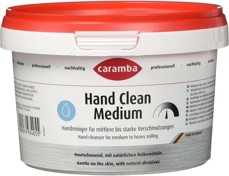Caramba Handwaschpaste 500ml für 2,99€ inkl. Prime Versand (statt 7€)